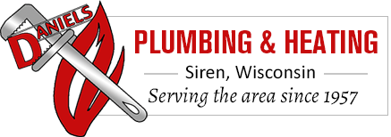 Daniels Plumbing and Heating - Serving Homes and Businesses in NW Wisconsin
